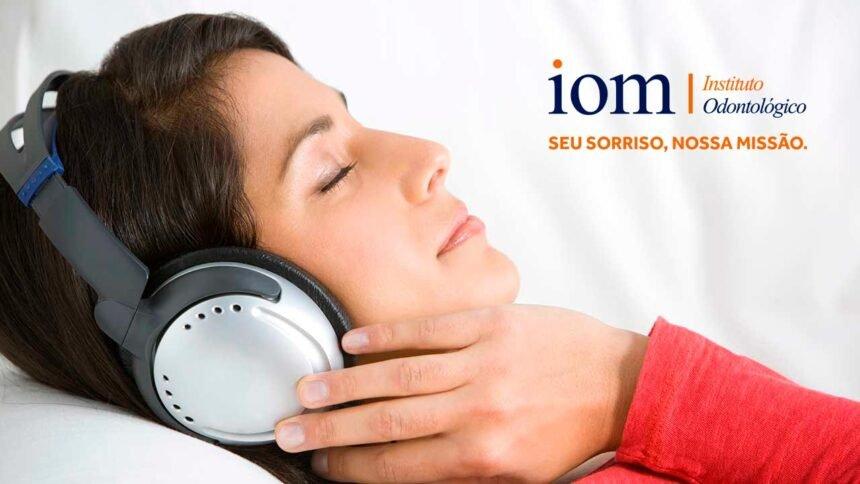 Musicoterapia no tratamento Odontológico