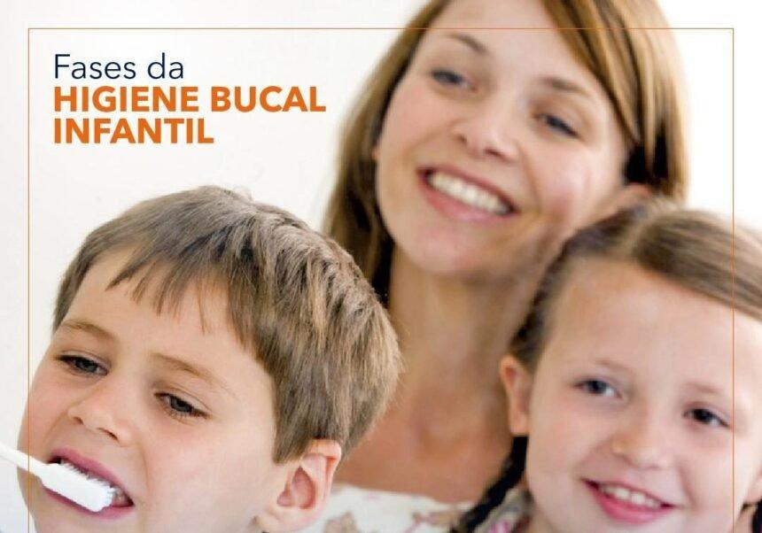 Fases da Higiene Bucal Infantil – Recomendações