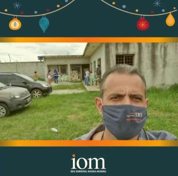 Natal Solidário IOM